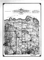 Eagle Creek Township, Blue Lake, Fischer Lake, Shakoper, Long Lake, Deans Lake, Scott County 1913